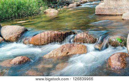 Cascade waterfalls stony creek