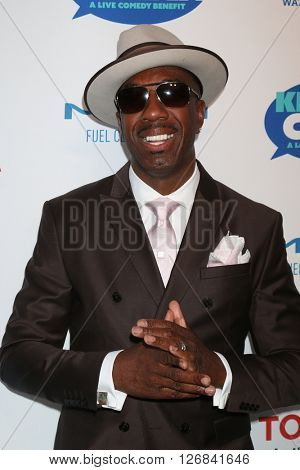 LAS VEGAS - APR 21:  J. B. Smoove at the Keep It Clean Comedy Benefit For Waterkeeper at the Avalon Hollywood on April 21, 2016 in Los Angeles, CA