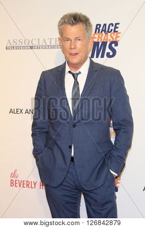 LAS VEGAS - APR 15:  David Foster at the  23rd Annual Race To Erase MS Gala at the Beverly Hilton Hotel on April 15, 2016 in Beverly Hills, CA