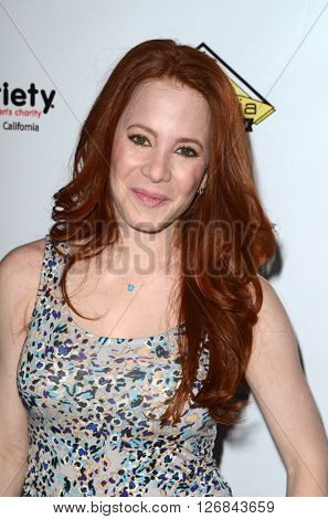 LAS VEGAS - APR 17:  Amy Davidson at the Milk + Bookies Story Time Celebration at the California Market Center on April 17, 2016 in Los Angeles, CA