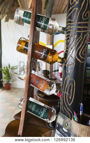 Takamaka Liquors, Seychelles, Editorial