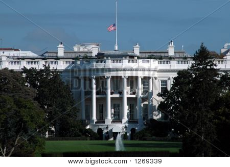 White House - Front View