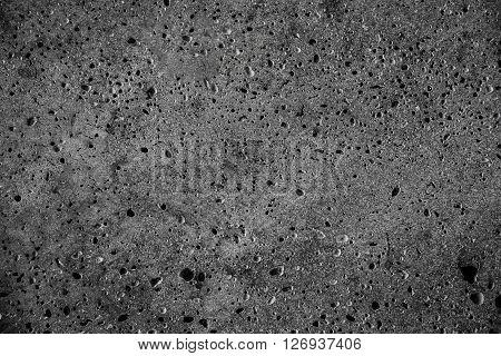Dark Grey Stone Texture