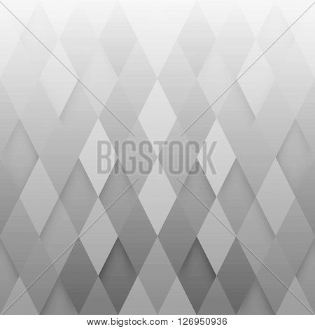 Abstract Mosaic Hi-tech Background. Vector Illustration
