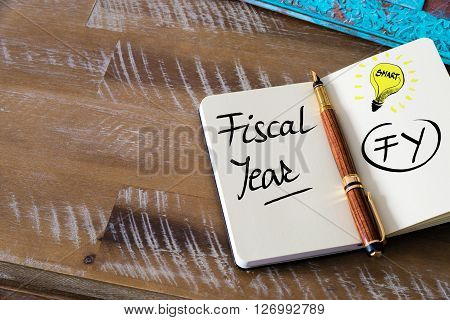 Business Acronym Fy Fiscal Year