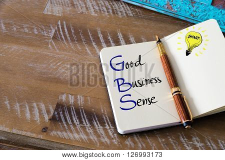 Conceptual Business Acronym Gbs