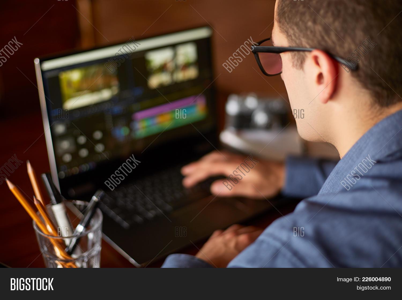 Freelancer Video Image Photo Free Trial Bigstock