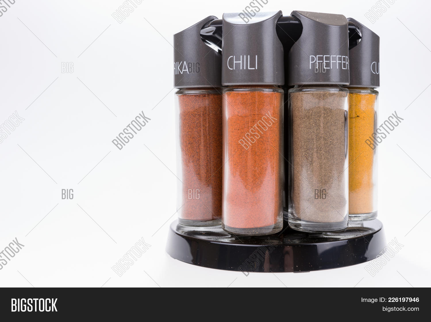 Spice Carousel Eight Image & Photo (Free Trial) | Bigstock