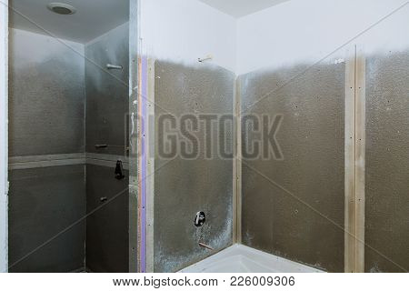 Bathroom Finishing New Apartments. Repair And Installation Of Plumbing, Faucets, Water And Sewerage.