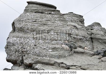 Romanian Sphinx, Geological Phenomenon Formed Through Erosion