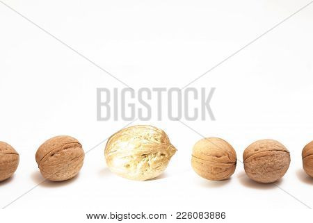 Business Conceptual Image. Leader, Individuality, Best Worker, Best Employee, Team.