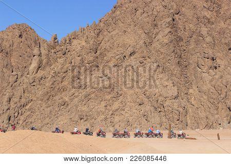 Atv Desert Egypt. Safari Sharm El Sheikh