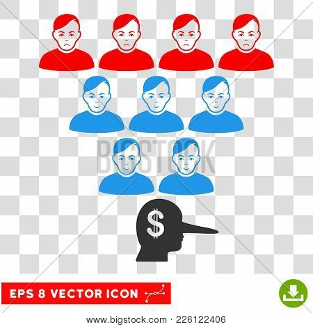 Ponzi Pyramid Manager Eps Vector Icon. Illustration Style Is Flat Iconic Symbol On Chess Transparent