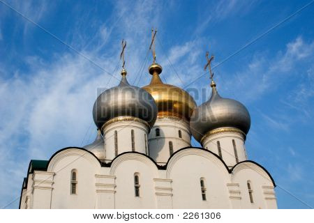 Cathedral, Domes