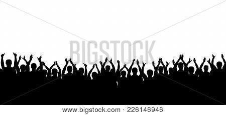 Applause Crowd Vector Photo Free Trial Bigstock To get more templates about posters,flyers,brochures,card,mockup,logo,video,sound,ppt,word,please visit pikbest.com. applause crowd vector photo free