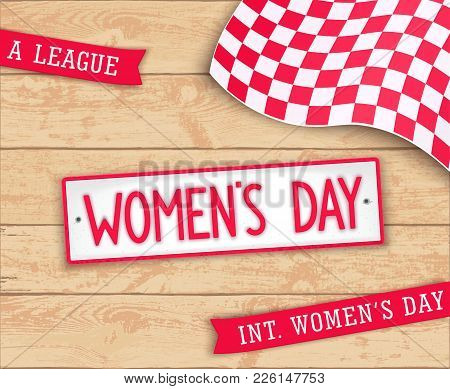 Happy Women's Day Design