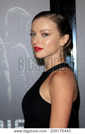 LOS ANGELES - FEB 5:  Francesca Eastwood at the