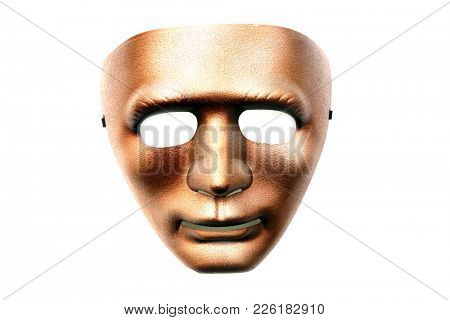 Bank Robber Mask Vector