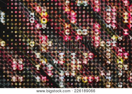 Geometry Business Template- Abstract Pattern Background