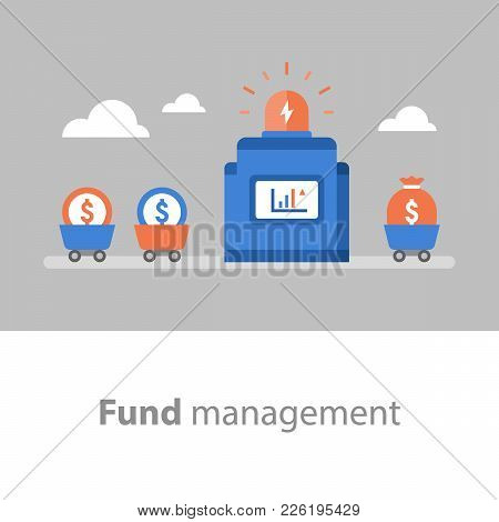 Fund Management, Return On Investment, Fund Raising, Risk Assessment, Financial Analysis, Stock Mark