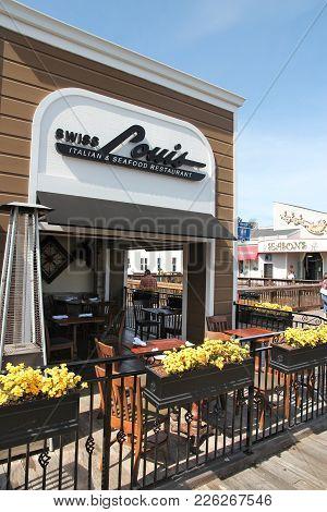 San Francisco Restaurant