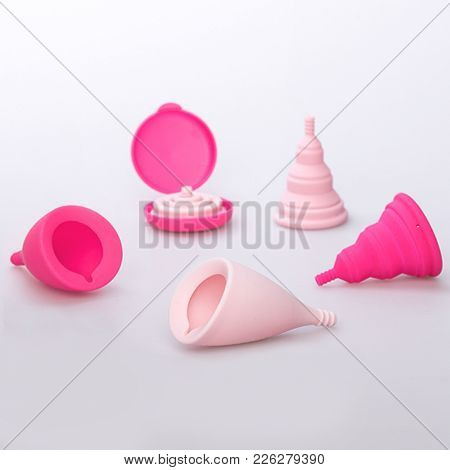 Menstrual Cup, New Generation In Period Protection: Ultra-soft, Reusable Menstrual Cups Made Of Medi