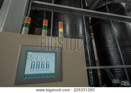 Urban Water Purification System  Treatment, Purification , Industrial