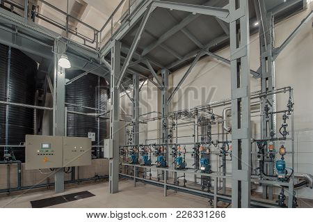 Urban Water Purification System , Industrial  Treatment, Purification