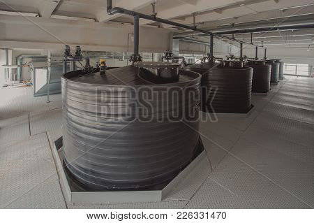 Urban Water Purification System  Treatment, Purification Industrial