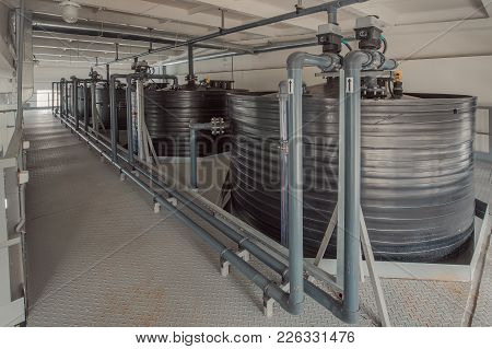 Urban Water Purification System Industrial   Treatment, Purification