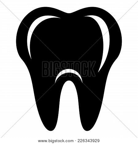 Hygiene Of Tooth Icon. Simple Illustration Of Hygiene Of Tooth Vector Icon For Web