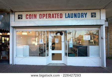 Coin Operated Washing Machine Images, Illustrations