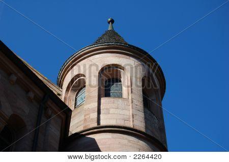 Weilerbach Church Tower