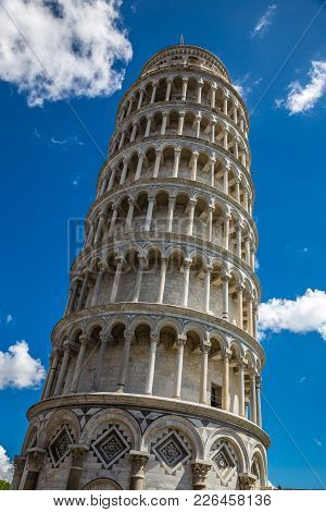 The Leaning Tower Of Pisa - Pisa, Italy, Europe