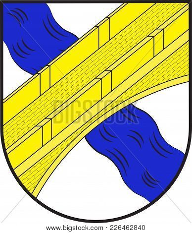 Coat Of Arms Of Lippetal Is A Municipality In The District Of Soest, In North Rhine-westphalia, Germ