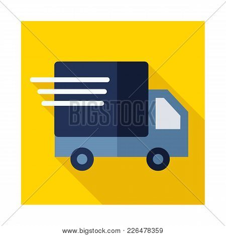 Hand Truck Icon. E-commerce Sign. Graph Symbol For Your Web Site Design, Logo, App, Ui. Vector Illus
