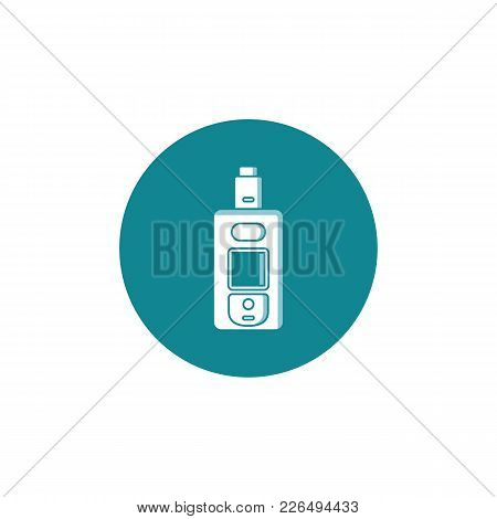 Personal Vaporizer E-cigarette Icon