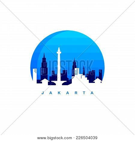 Jakarta City Logo Template