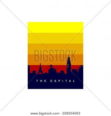 Big City Real Estate Realty Logo Template