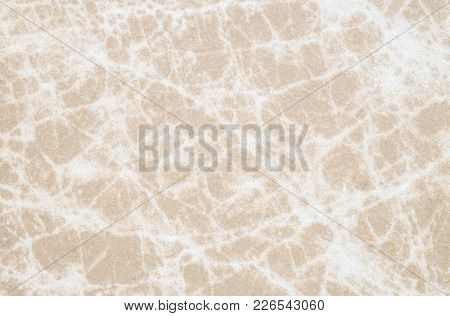 Closeup Surface At The Marble Floor Texture Background