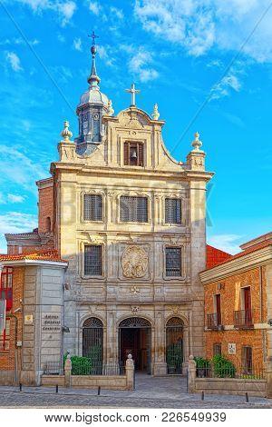 Church Of Sacramento - Baroque Roman Catholic Church And Minor B