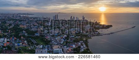 Pattaya Is Not Only A Major Tourist Destination For Thais. But The Reputation Of Pattaya Is Still Sp