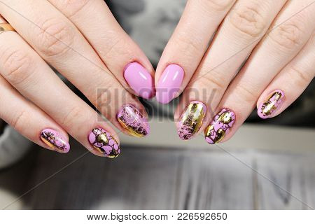 Fashion Nails Design Manicure