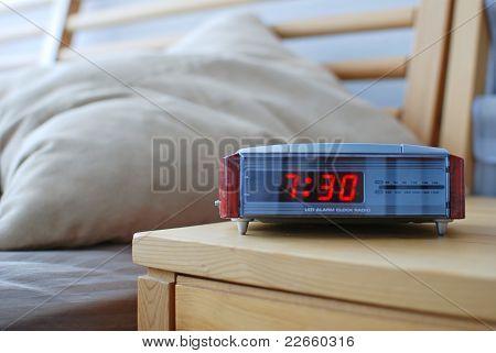 7:30 Wake Up Call