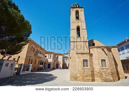 Saint Giannis Yiannis Old Church, Nicosia, Cyprus