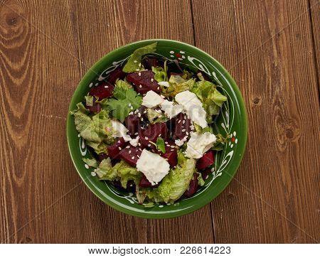Turkish Beetroot Dish