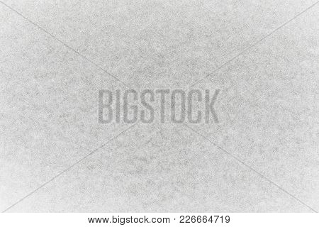 Illustration Of Abstract Speckled Texture For A Background Or For Wallpaper Of Pale White Gray Color