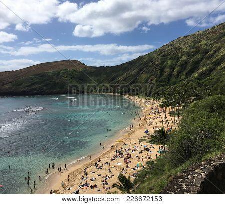 Hanauma Bay, Oahu, Honolulu, Hawaii, United States