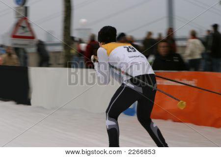 Skiing Worldcup Duesseldorf 4