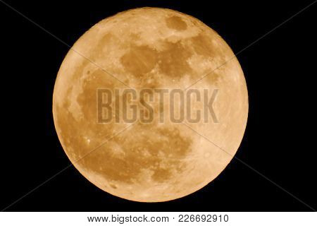 A Full Moon Occurs When The It Is Completely Illuminated As Seen From Earth